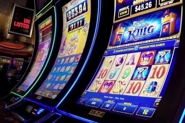 Игровой автомат desert treasure playtech