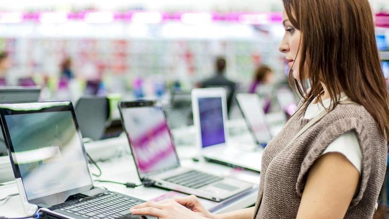 как сэкономить на покупке ноутбука